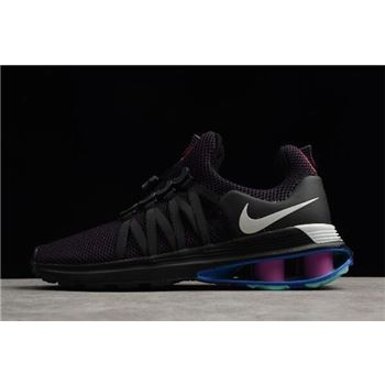 Nike Shox Gravity Grand Purple Vast Grey Black White