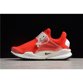 Nike Sock Dart Gym Red Black White