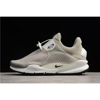 Nike Sock Dart KJCRD Medium Grey Black White