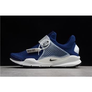 Nike Sock Dart SP Midnight Navy/Black-Medium Grey-White 819686-400