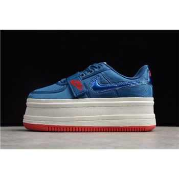 Nike Vandal 2K Gym Blue Summit White Womens Size
