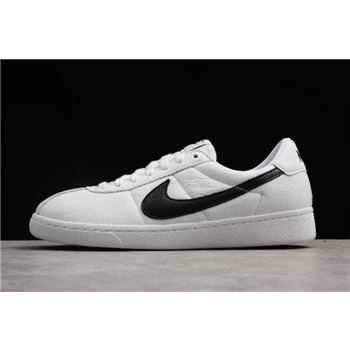 NikeLab Bruin QS Leather White Black