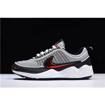 NikeLab Zoom Spiridon OG Black Sport Red Mens Size