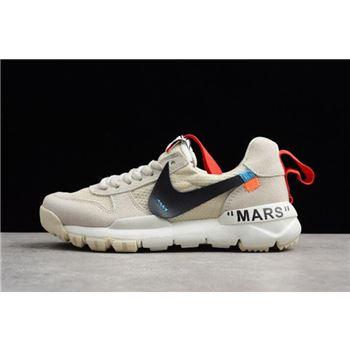 Off-White x Nike Craft Mars Yard 2.0 x G-DRAGON Men's and Women's Size Sneaker