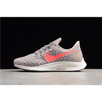 Women's Nike Air Zoom Pegasus 35 Particle Rose/Flash Crimson 942855-602