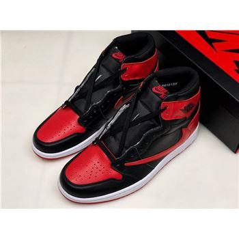 2019 Travis Scott x Air Jordan 1 High OG Banned Black