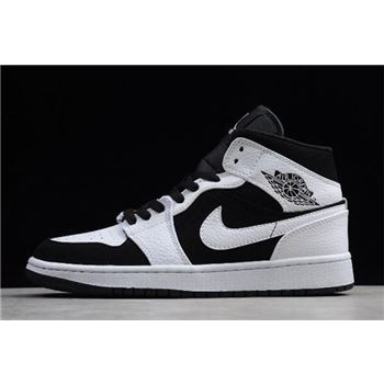 "nike sb gato white gold blue dress code list Mid ""Tuxedo"" White/Black-White 554724-113"