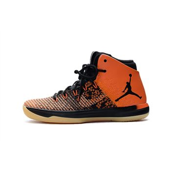 "Air Jordan XXX1 ""Shattered Backboard"" Black/Starfish 845037-021"