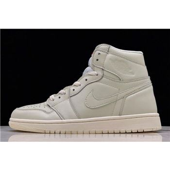 "Air Jordan 1 Retro High OG ""Sail"" 555088-114"