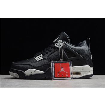 "Air Jordan 4 Retro LS ""Oreo"" 314254-003"