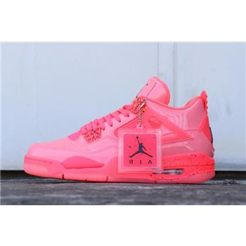 "2019 Air Jordan 4 NRG ""Hot Punch"" Hot Punch/Black-Volt AQ9128-600"