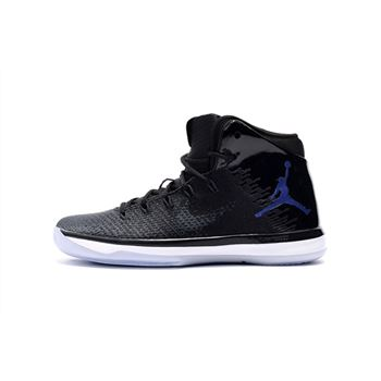 "Air Jordan XXX1 ""Space Jam"" Black/Concord-Anthracite-White 845037-002"