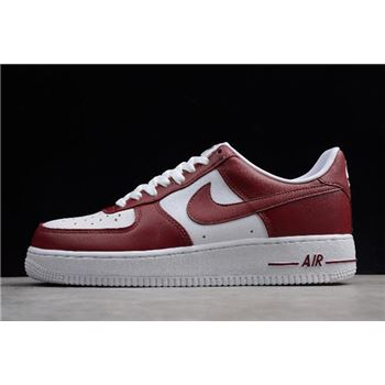 nike air money 1996 for sale in california 2017 Low Team Red/White AQ4134-600