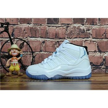 "Kid's Air Jordan 11 ""Legend Blue"""