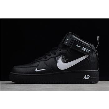Nike Air Force 1 High AF1 Black/White AJ7747-001