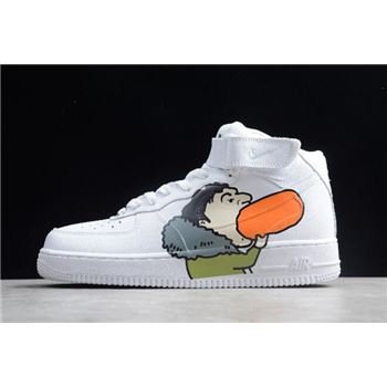 Nike Air Force 1 '07 White/White 315123-111