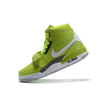 "Air Jordan Legacy 312 ""Ghost Green"" AQ4160-301"