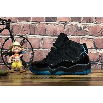 "Kid's Air Jordan 11 ""Gamma Blue"""