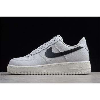 Nike Air Force 1 '07 AF1 Vast Grey/Black-Summit White AA4083-008