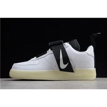 Nike Air Force 1 Utility QS White/Black AV6247-100