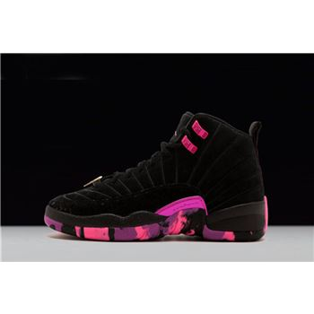 nike sb venom low voltage power Retro DB Doernbecher Black/Hyper Violet-Pink Blast AH6987-023