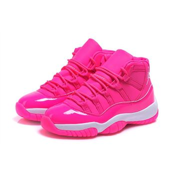 Women's nike dunk mid elite sb basketball camp shoes women GS Pink Everything Pink White Shoes