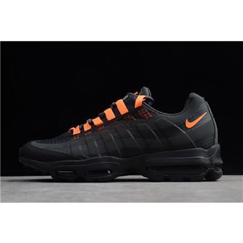 Nike Air Max 95 Ultra SE Black/Total Orange AO9566-001