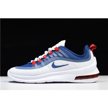 "Nike Air Max Axis ""USA"" White/Gym Blue AA2146-101"