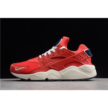 "Nike Air Huarache Run Premium ""Varsity Jacket"" 704830-602"