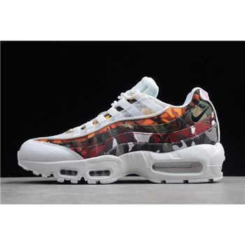 "Nike Air Max 95 ERDL Party ""Camo"" White/Multi-Color AR4473-100"
