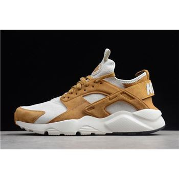 Nike Air Huarache Run Ultra Off White/Wheat-Black 629669-017