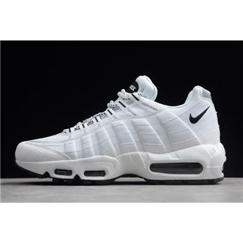 Nike Air Max 95 White Black 609048-109
