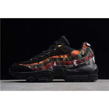 "Nike Air Max 95 ""ERDL Party"" Black/Multi-Color AR4473-001"