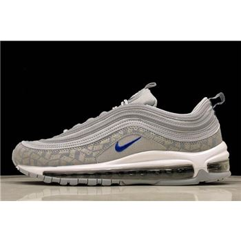 Nike Air Max 97 Wolf Grey/Game Royal BQ3165-001