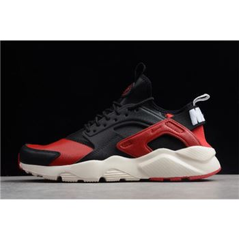 Nike Air Huarache Run Ultra Black/Red-White 875842-006