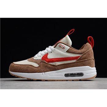 """Tom Sachs x Nike Max 1 """"Mars Yard 2.0"""" AV3735-008"""