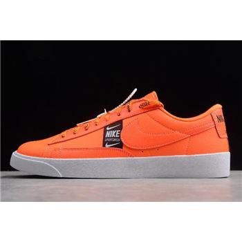 Nike Blazer Low SE Total Orange AV9374-801