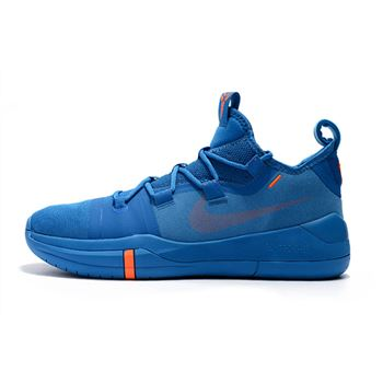 Kobe Bryant Nike Kobe AD Royal Blue/Orange