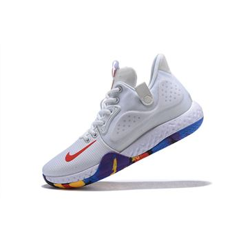 "Nike KD Tery 6 ""NCAA March Madness"" White/Multi-Color"