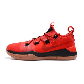 Kobe Bryant Nike Kobe AD University Red/Black-Gum