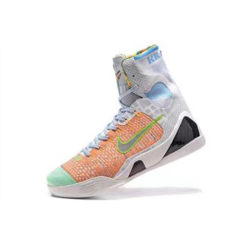 "Nike Kobe 9 Elite Premium ""What The Kobe"" Multicolor"