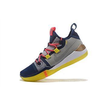 Newest Nike Kobe AD Sail/Multicolor AV3556-100