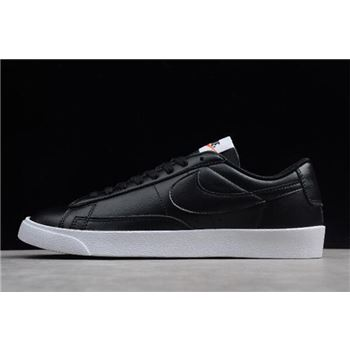 Nike Blazer Low LE Black White AA3961-001