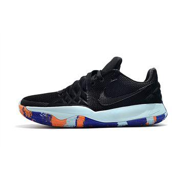 Nike Kyrie 4 Low Black/Multi-Color