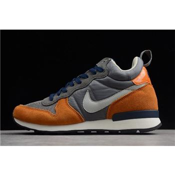 Nike Internationalist Mid Light Ash/Copper Flash/Sail 682844-201