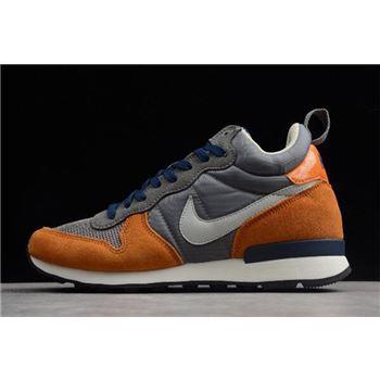 Nike Internationalist desert orange nike free trainer 5.0 women shoes
