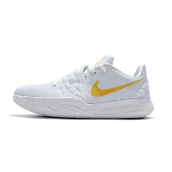 Nike Kyrie 4 Low White/Metallic Gold