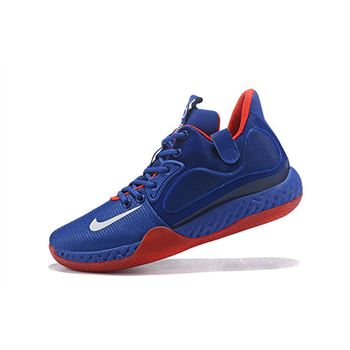 Nike KD Tery 6 Royal Blue/Varsity Red-White