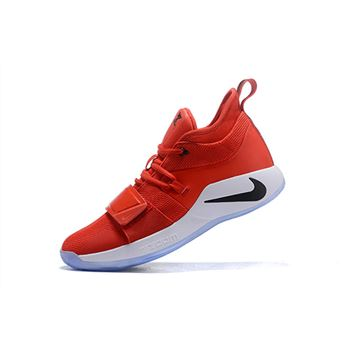 "Nike PG 2.5 ""Fresno"" Gym Red/Dark Obsidian-White BQ8452-600"