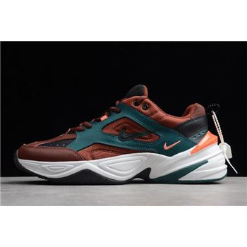 Nike M2K Tekno Pueblo Brown/Black-Rainforest AV4789-200
